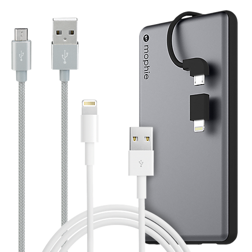 Charging and cables