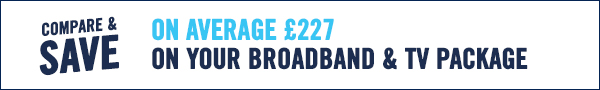 Our Biggest Broadband and TV deals