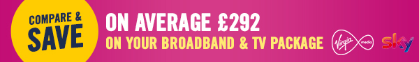 Compare & Save on average £292