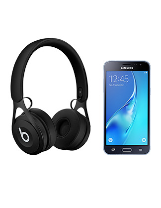 Beats by Dr Dre EP withSamsung Galaxy J3