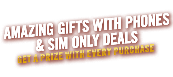 Amazing Gifts Worth Up To £250 With Android Phones