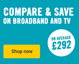 Switch & Save On Broadband & TV