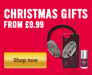 Christmas gifts from £9.99