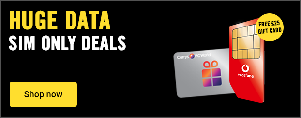 Huge data sim only deals