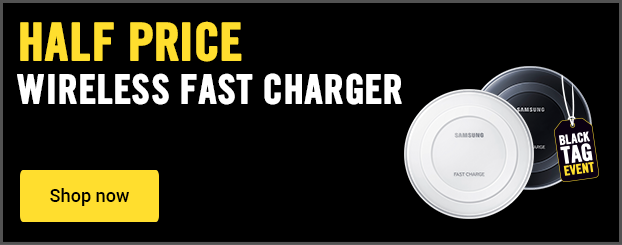 Half price wireless charger