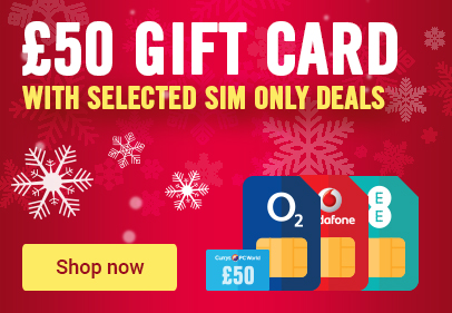 Double data SIM only deals