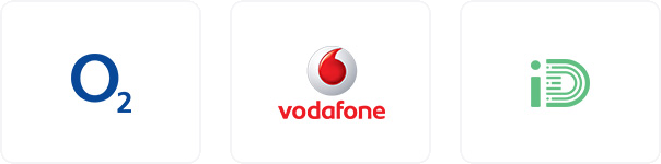 Leasing Networks - O2 | iD | Vodafone