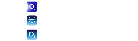 O2 Priority - Your app to live experiences & perks. Coverage - Great coverage. My o2 - Easy Account Management.