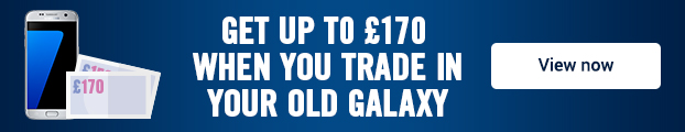 Get Up To £170 When You Trade In Your Old Galaxy