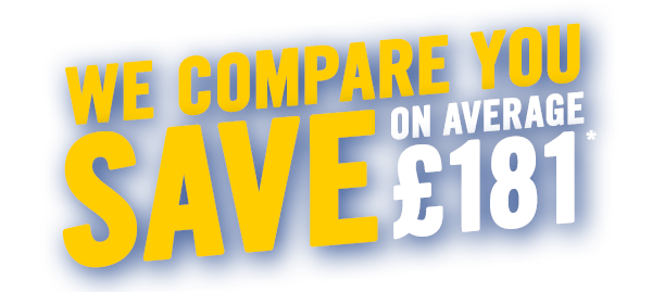 Switch With Us & Save On Average £152