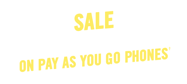 Save Up To £50 On Pay As You Go Phones