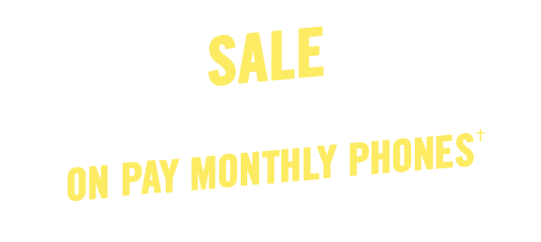 Save Up To £200 On Pay Monthly Phones