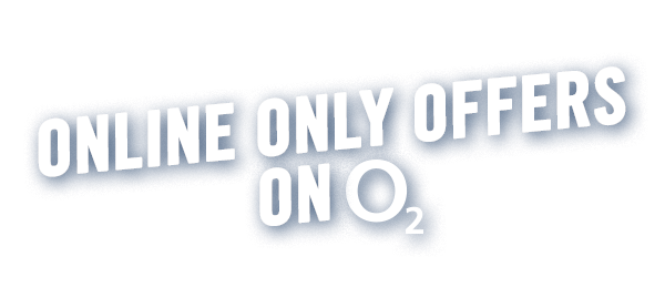 Online Offers On O2