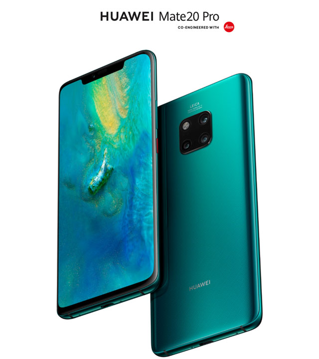 Huawei Mate 20 Pro Carphone Warehouse