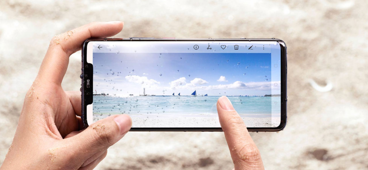 HUAWEI Mate 20 Pro - The World is Your Playground