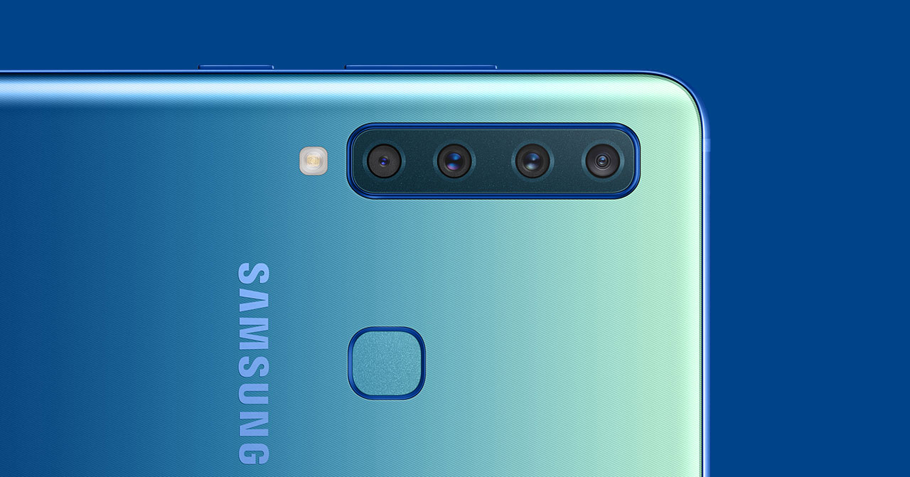 Samsung Galaxy A9 - Capture life as it's meant to be seen