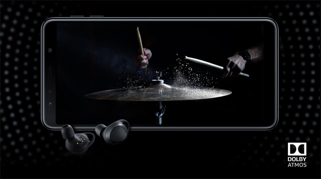 Samsung Galaxy A9 - Sound that's never sounded so good