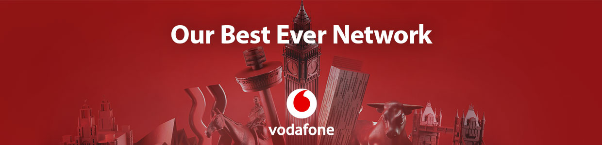 Vodafone - Our Best Ever Network